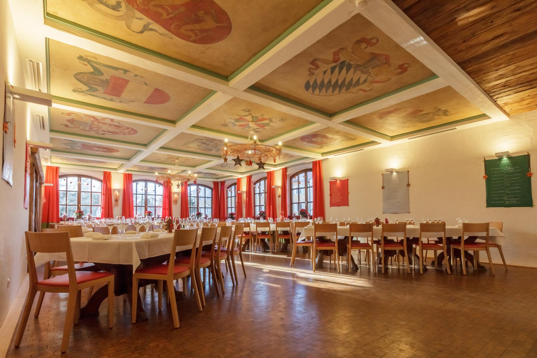 Location für Hochzeiten und Räume zum Feiern in Grünwald bei München - Alter Wirt